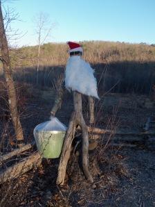 Santa Has Pot